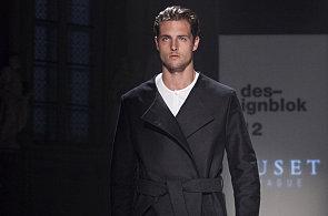 Pánský fashion week po česku: Nádherné kabáty či sako s vlečkou? Vyberte si