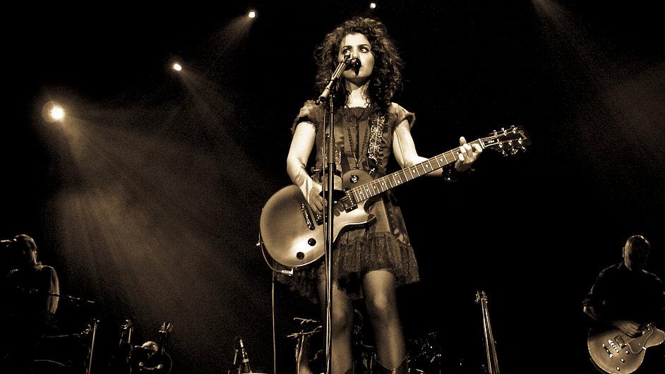 Katie Melua letos oslavila dvacáté osmé narozeniny.