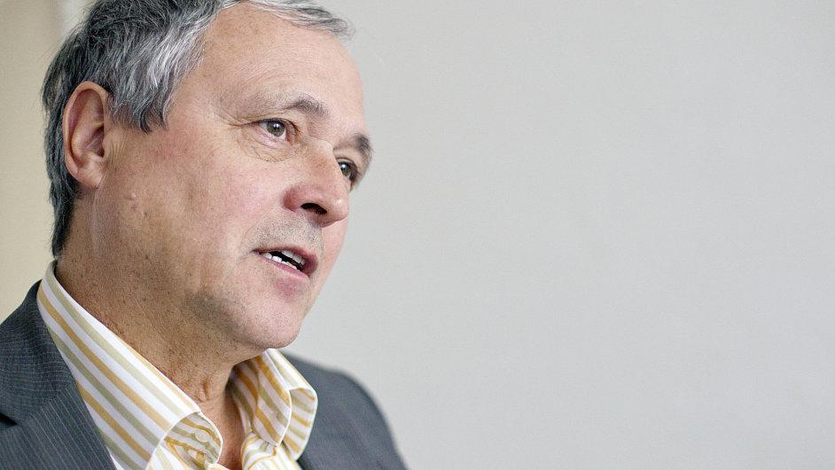 Ing. Miloš Filip, iniciátor projektu Technická školka