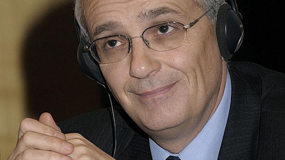 Nový ředitel Národního divadla Jan Burian.