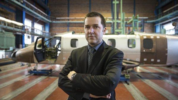Airbus by se měl bát naší HELENY, říká šéf leteckého výzkumu v Česku