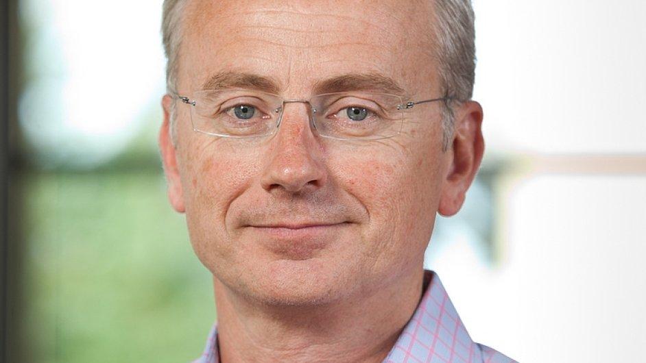 Bill Fathers, senior viceprezident a generální ředitel divize služeb hybridních cloudů společnosti VMware