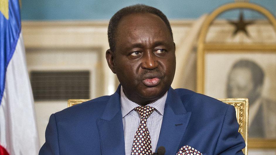 Prezident Středoafrické republiky François Bozizé