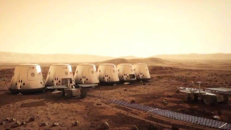 Kolonizace Marsu podle projektu Mars One