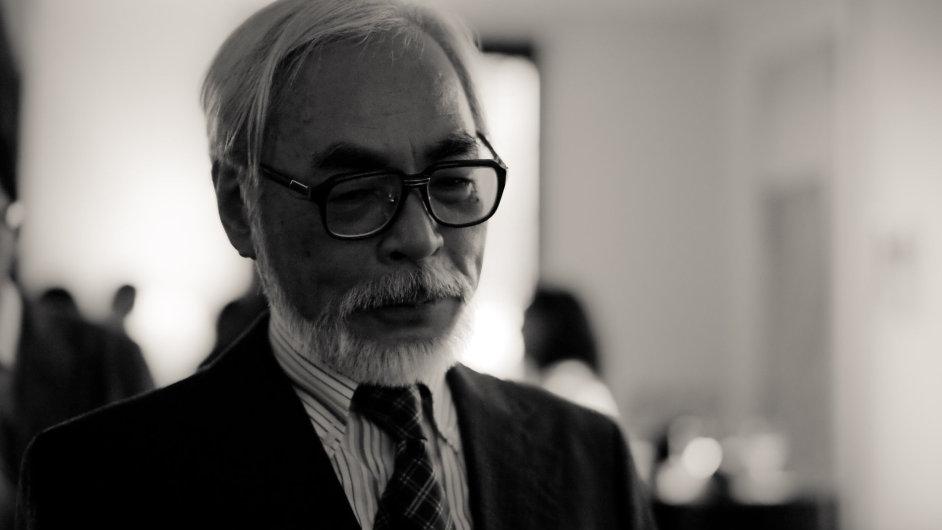 Ve dvaasedmdesáti letech se s filmem loučí režisér Hayao Miyazaki.