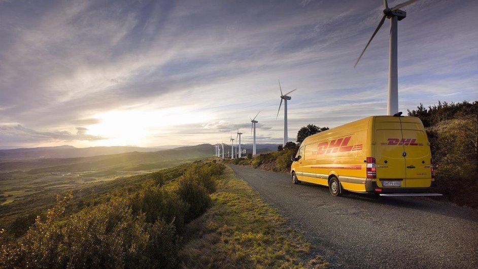 Zákazníci DHL Global Forwarding a Freight si mohou změřit svou uhlíkovou stopu