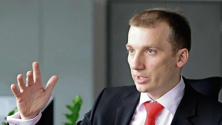 Pavel Cyrani, šéf strategie a obchodu ČEZ