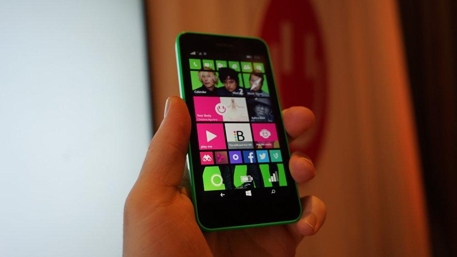 Telefony Nokia Lumia 635 a 930