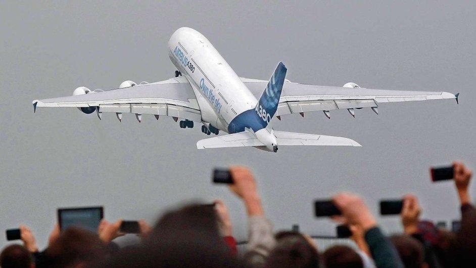 Největší dopravní letadlo světa, Airbus A-380