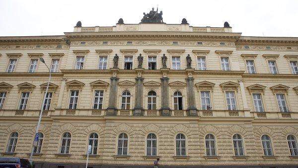 Ministerstvo spravedlnosti ČR (ilustrační foto)
