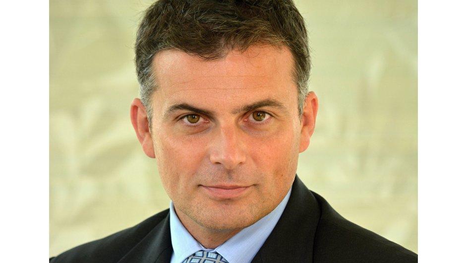 Jan Chvojka, marketingový ředitel společnosti Česká pojišťovna