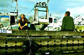 Příběh tří dobrodruhů, kteří na kajaku od Vltavy dopluli do moře