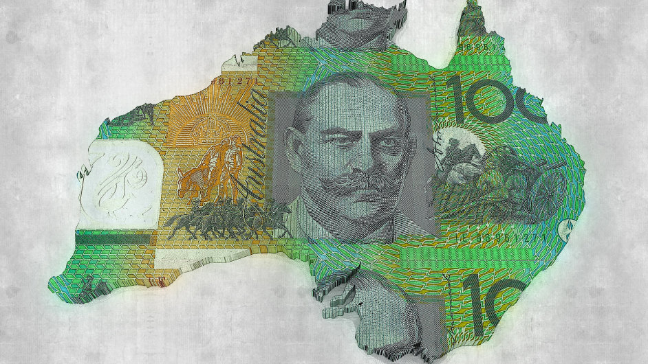 Australská centrální banka snížila sazby na rekordní minimum, chce podpořit ekonomiku.