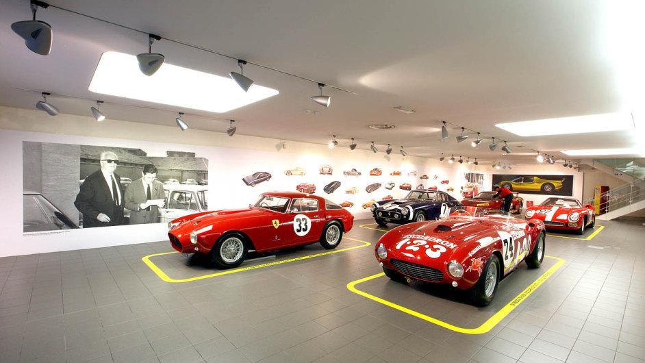 The Great Ferraris of Sergio Pininfarina Exhibition