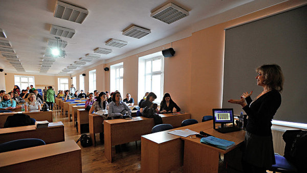 UJAK nedostal nov� akreditace magistersk� speci�ln� pedagogiky - Ilustra�n� foto.