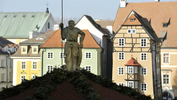 Historick�m m�stem roku 2014 je Cheb. Porazil t�eba Prahu 1 �i Olomouc