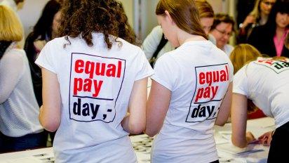 Equal Pay Day - Den rovnosti plat� se kon� dnes a z�tra v pra�sk�m Clarionu.