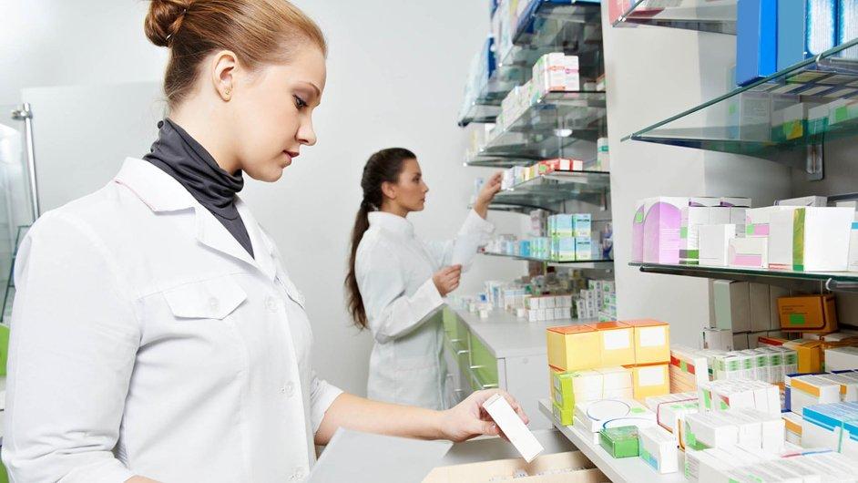 Hlavně léky na recept: Většinu prodejů lékáren stále tvoří léky na předpis - Ilustrační foto.