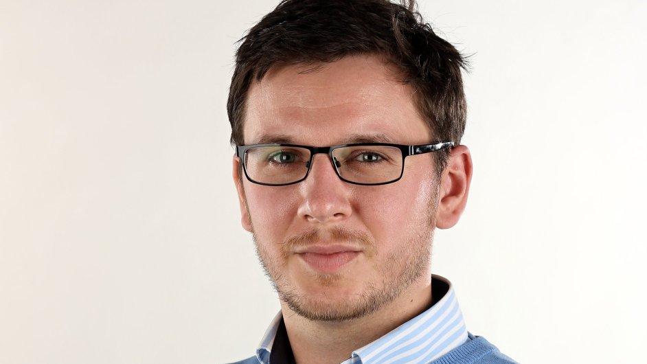 Jakub Hulík, zástupce obchodního ředitele vydavatelství Czech News Center