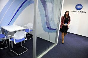 Konica Minolta v Brně otevírá první vývojové centrum.