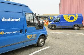 Mzdy moravských a pražských řidičů poštovních dodávek se podle odborářů liší o tisíce korun - Ilustrační foto.