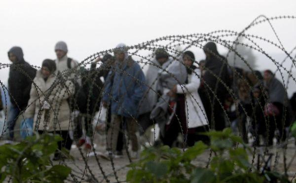 Makedonie možná postaví plot na svých hranicích.