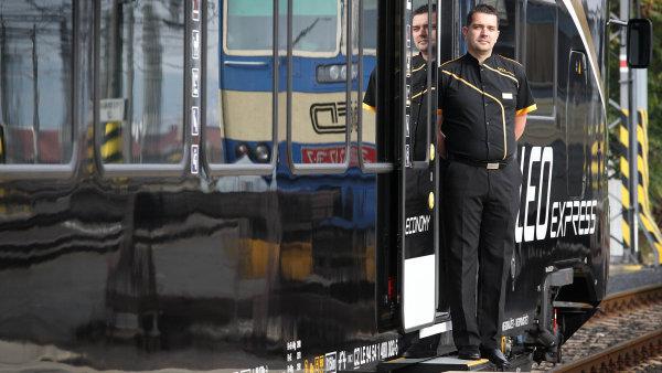 Leo Express 418 milion� od �esk�ch drah nedostane.