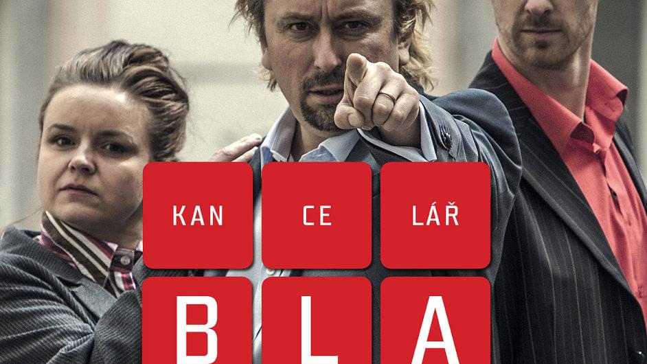 První epizoda čtvrté řady Kancelář Blaník bude odvysílána 31. prosince.