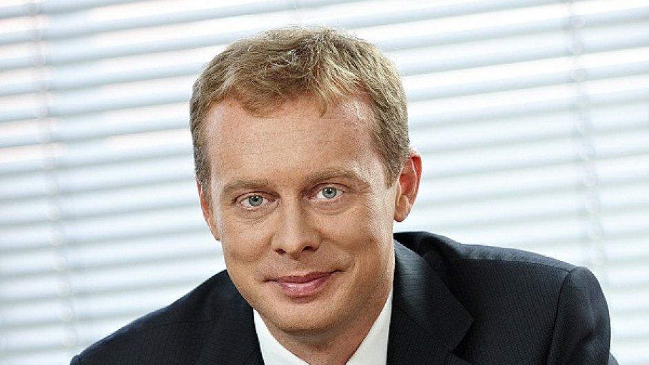 Jan Jaroš, generální ředitel a předseda představenstva společnosti Unicorn Systems