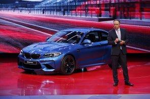 Obrazem: Autosalon v Detroitu ovládl německý luxus a rychlost