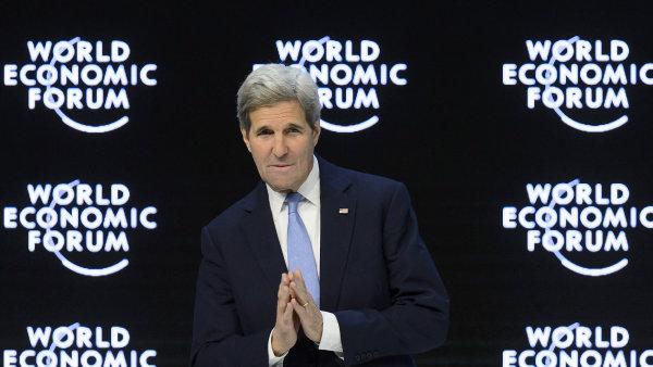 Kerry vyzval k navýšení pomoci uprchlíkům.