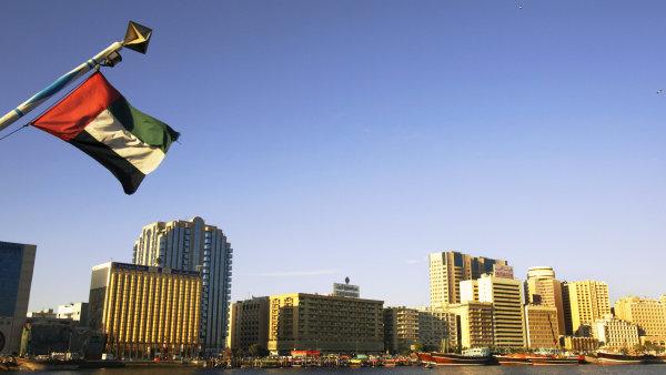Spojen� arabsk� emir�ty - Ilustra�n� foto.