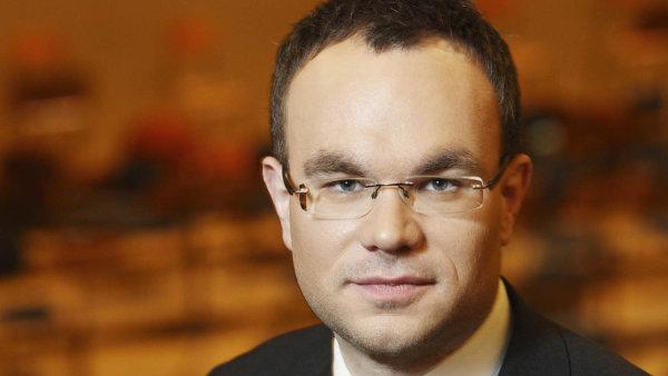 David Mare�ek je gener�ln�m �editelem �esk� filharmonie od �nora 2011.