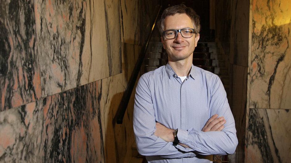 Zdeněk Brázdil, šéf rozvoje společnosti Tipsport.