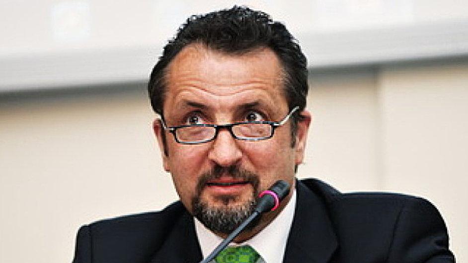 Ján Štuller, vládní zmocněnec pro jadernou energetiku