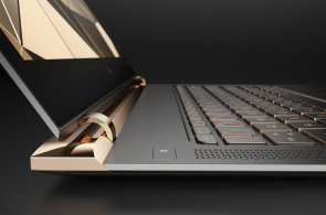 Test: HP Spectre 13 fascinuje t�m, kolik v�konu je mo�n� dostat do ��len� tenk�ho t�la