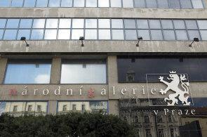 Národní galerie nemohla otevřít, bezpečnostní agentura jí vypověděla smlouvu, protože nedostala zaplaceno.