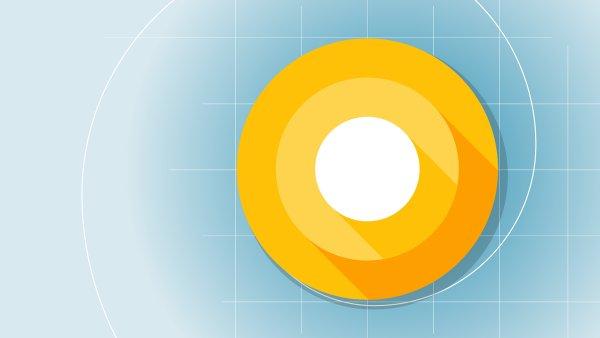 Provizorní logo nové verze Androidu
