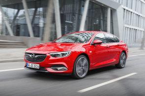 Trumfy Opelu Insignia: hezký na pohled, prostorný uvnitř