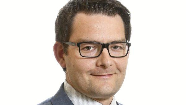 Vladimír Šlajch, vedoucí personální agentury Grafton Recruitment v Českých Budějovicích