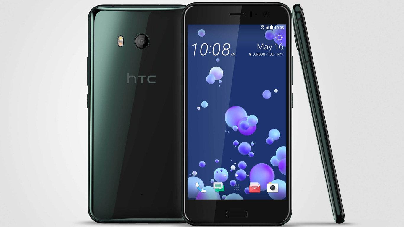 Fotoaparát je unového modelu smartphonu HTC U11 hlavním lákadlem.