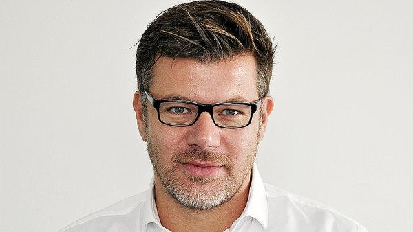 CEO BigMedia - Marek Pavlas