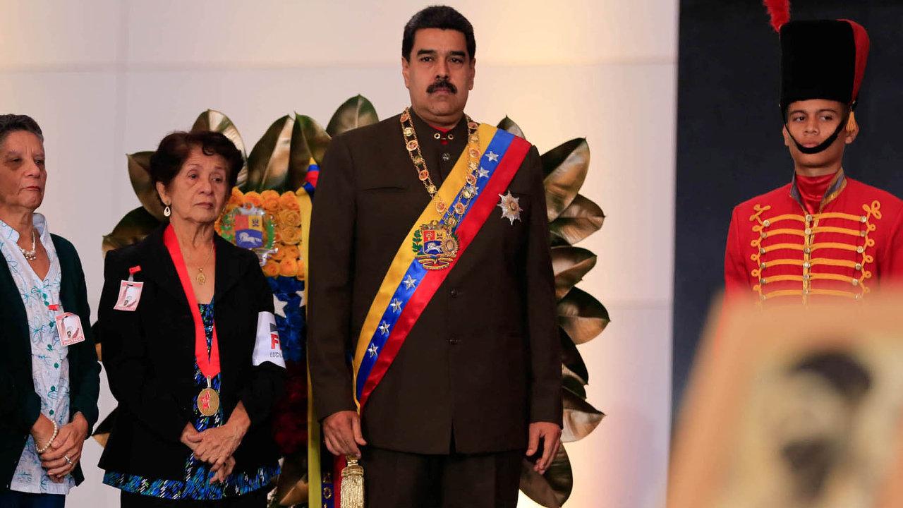 Maduro - Ilustrační foto.