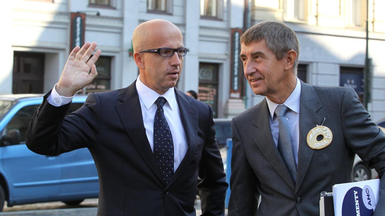 Pavel Telička, který je v současnosti místopředsedou Evropského parlamentu, již nebude spolupracovat s hnutím ANO.
