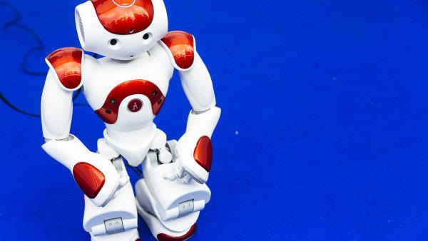 Na festivalu Future Port Prague se představili i roboti.