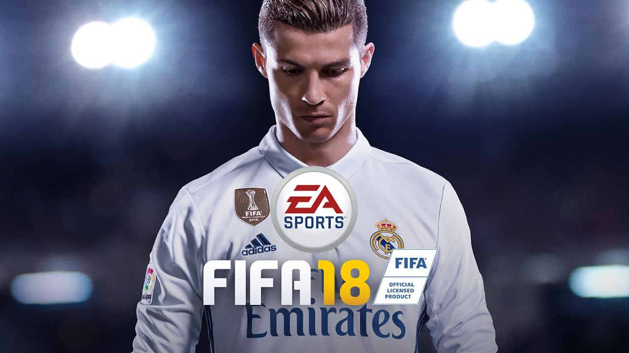 FIFA 18 skóruje nejen u fanoušků Sparty