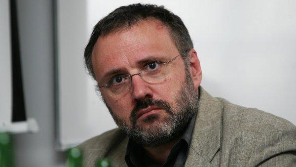Děkan Fakulty informatiky Masarykovy univerzity Jiří Zlatuška.