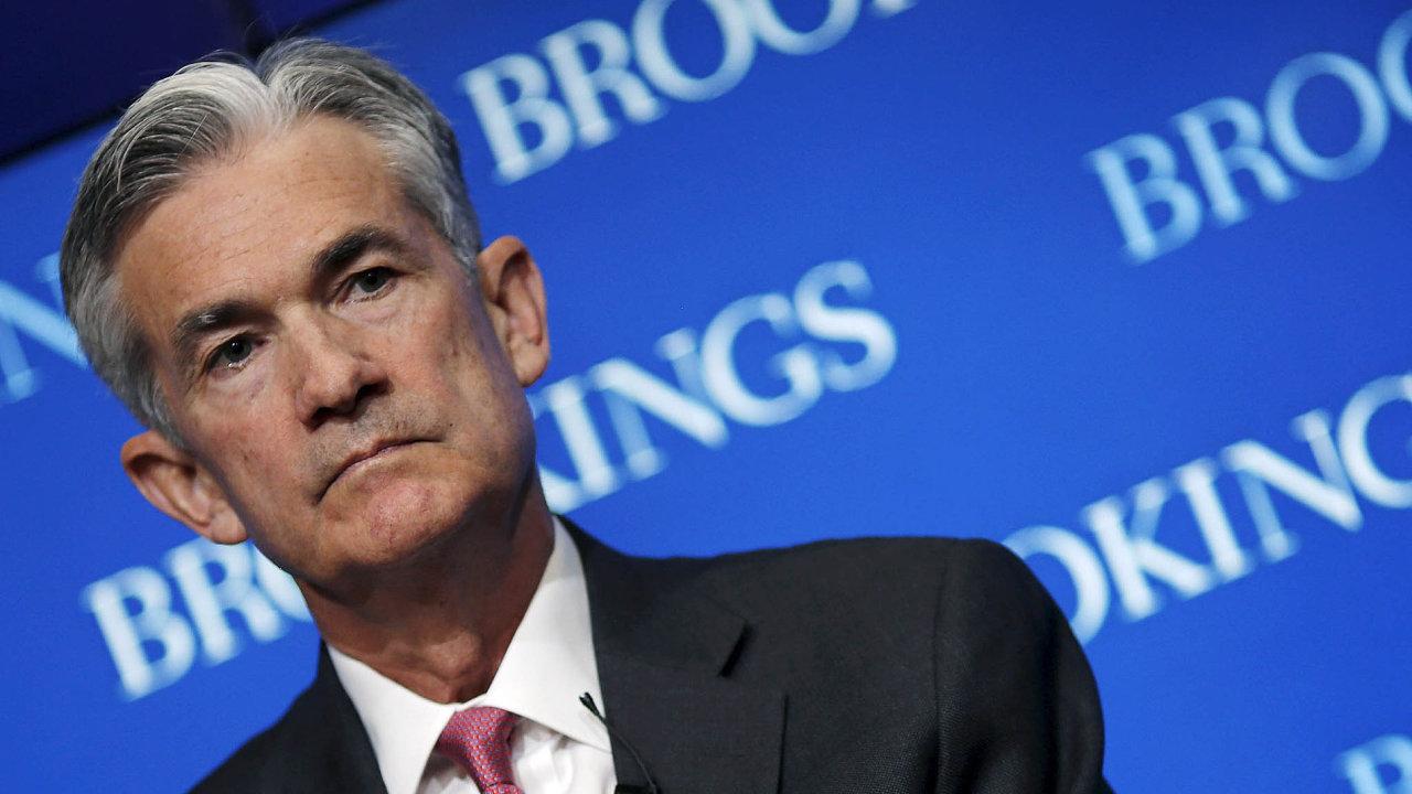 Jerome Powell, budoucí předseda rady guvernérů Fedu.