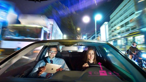 Představa pohodlného cestování s LTE podle T-Mobilu