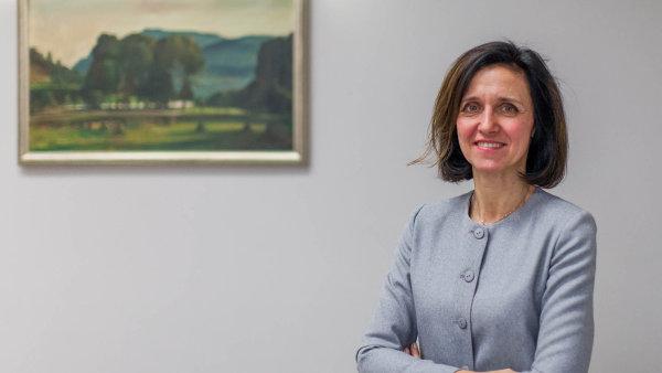 Soudkyně Ústavního soudu ČR Kateřina Šimáčková
